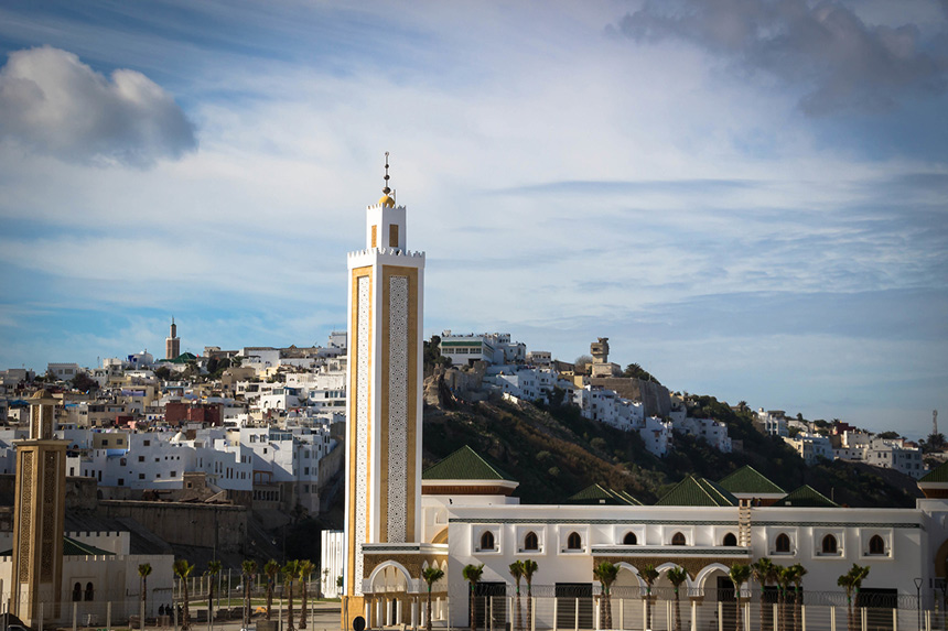 One Day in Tangier