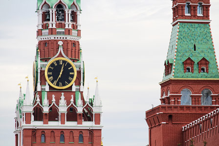 Five things to do in Russia and nowhere else