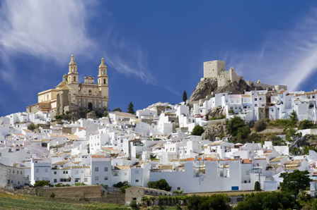 The most beautiful white villages in Andalusia