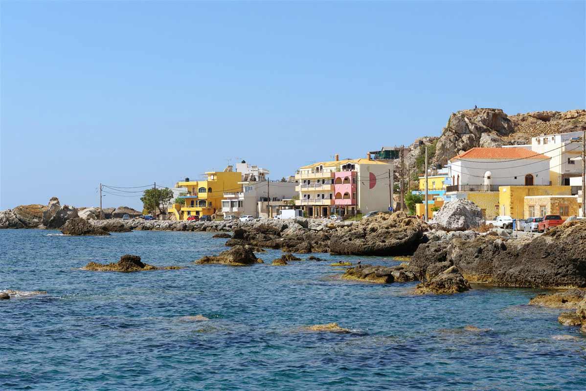 crete landscape