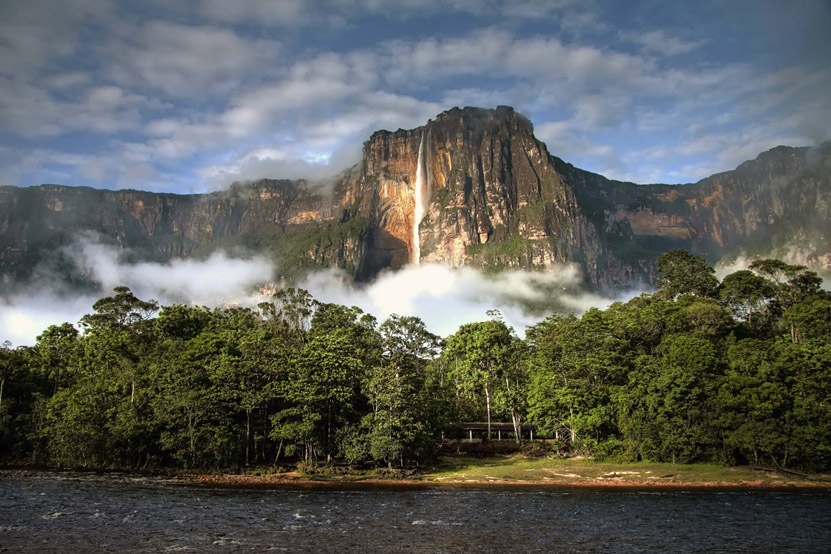 The Lost World Project: Mount Roraima Venezuela - Original Travel