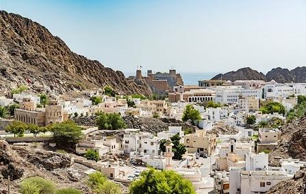 24 hours in Muscat