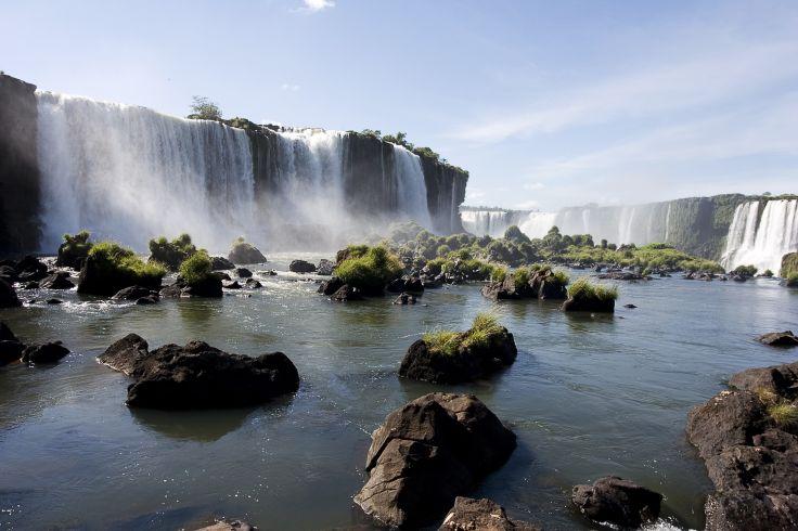 Iguazú Falls - Brazil
