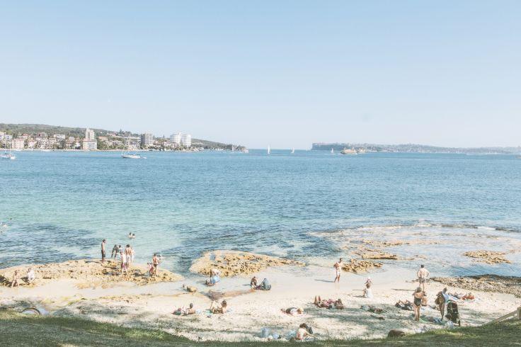 Manly Beach - Sydney - New South Wales - Australia