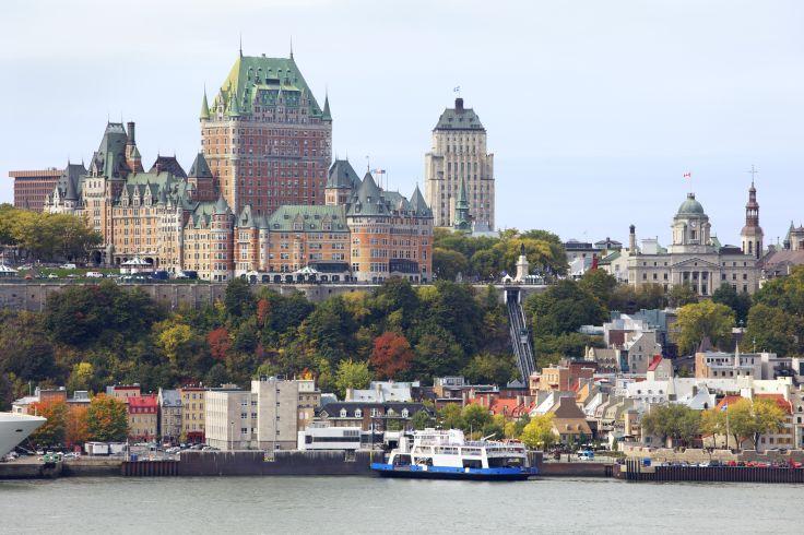 Chateau Frontenac - Quebec - Quebec