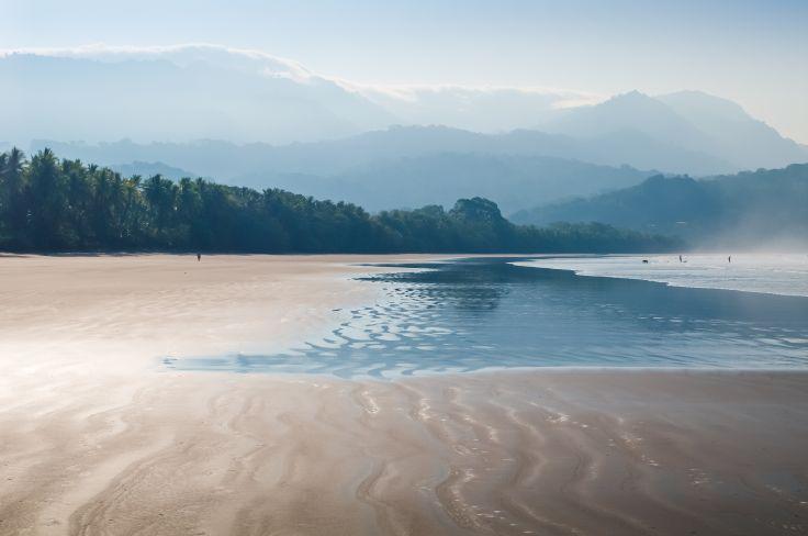 Uvita - National Park Marino Ballena - Costa Rica