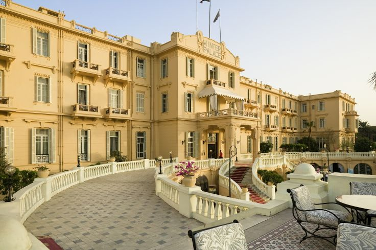 Sofitel Old Winter Palace Luxor -