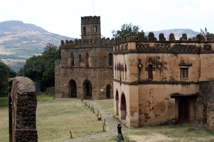 Palace Fasilides - Gondar - Ethiopia