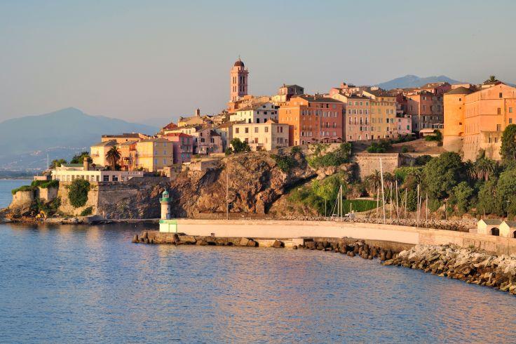 Bastia - Corsica - France