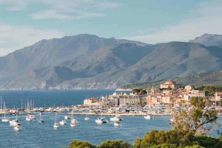 Saint-Florent - Corsica - France