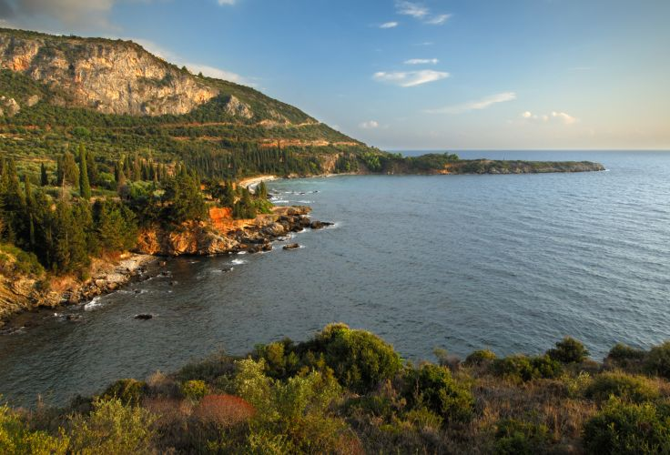Mani Peninsula -Greece