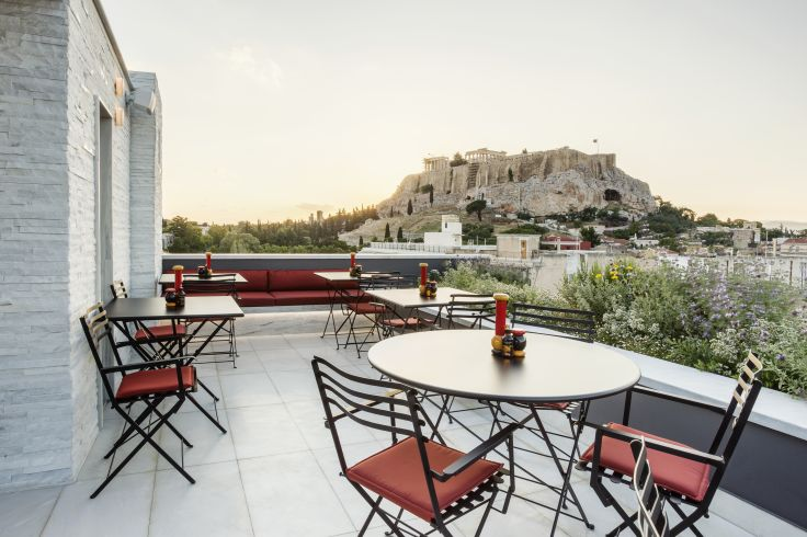 Was Athens Luxury Hotel - Athens-Greece