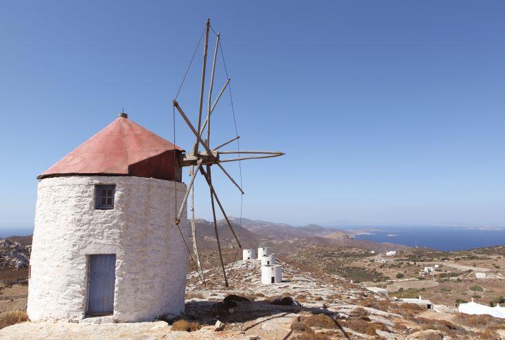 Amorgos - Cyclades - Greece