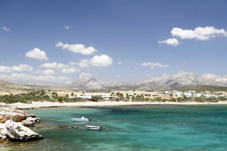 Pyrgaki Beach - Naxos - Greece