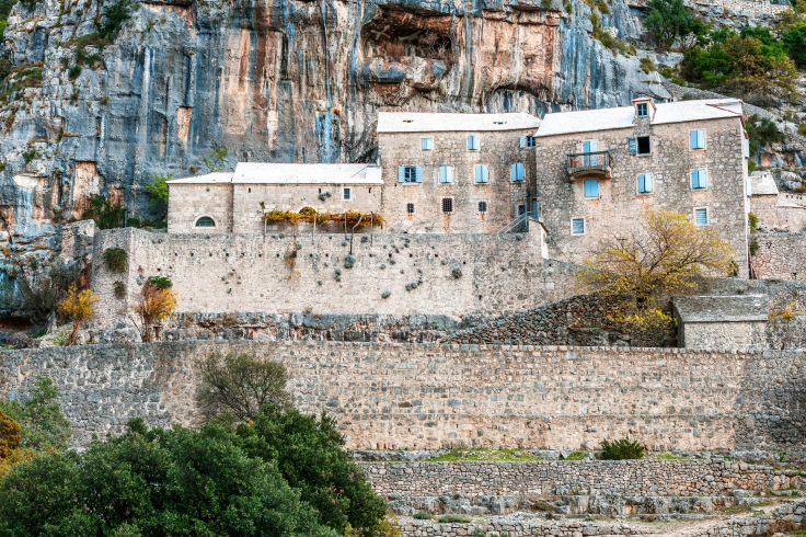 Monastery Blaca - Brac - Croatia