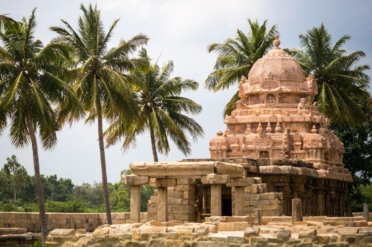 Brihadeeswarar Temple - Thanjavur - Tamil Nadu - India