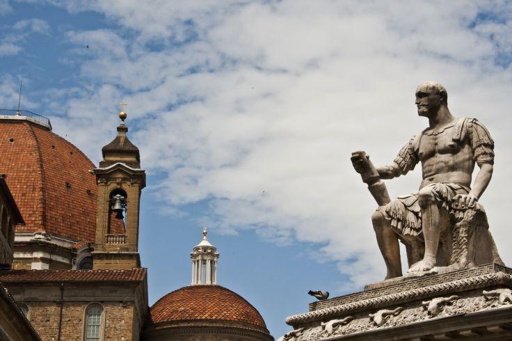 Pitti Palace - Florence - Tuscany - Italy
