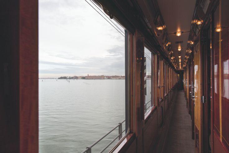 Train Venice-Simplon Orient Express - Venice - Italy