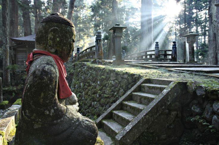 Mount Koya San - Kansai - Japan