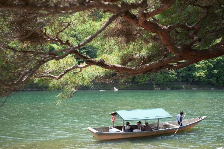 Katsura River - Kyoto - Japan