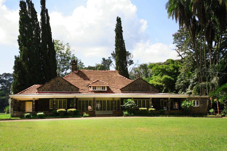 Karen Blixen Museum - Nairobi - Kenya