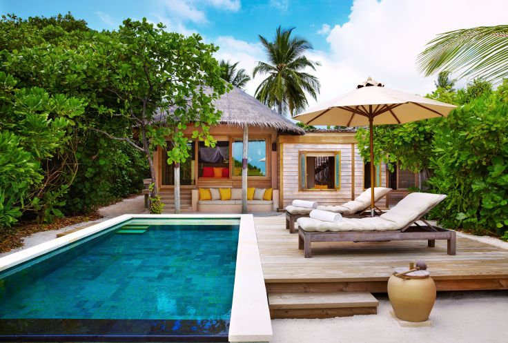 Six Senses Latitude Laamu (Family Villa with Pool) - Maldives