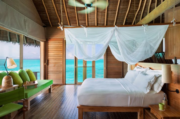 Six Senses Latitude Laamu (Villa with Pool) - Maldives