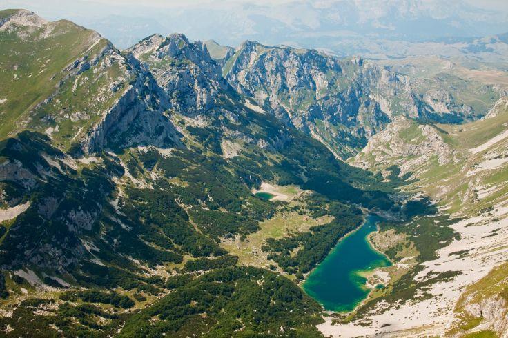 Black Lake - Durmitor National Park - Montenegro