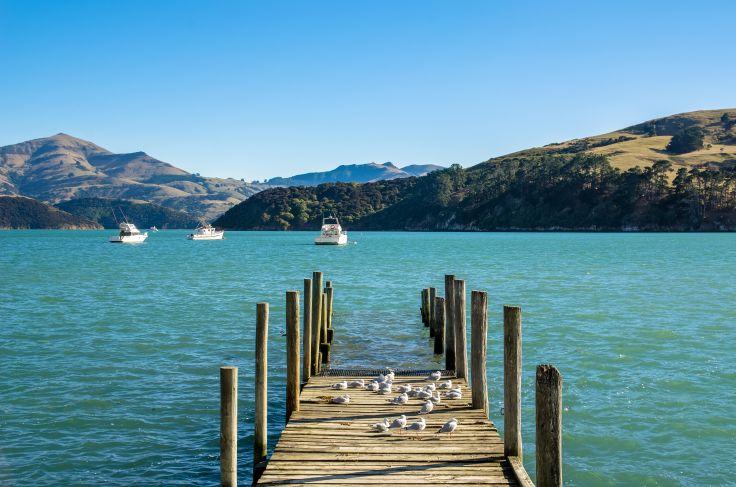 Akaroa - South Island - New Zealand