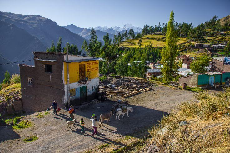 Andes - Peru
