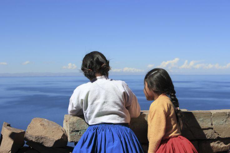 Lake Titicaca - Peru