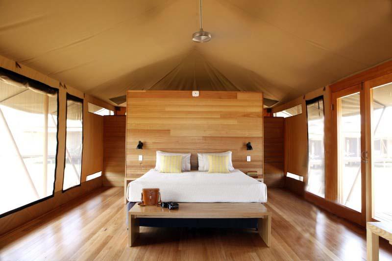 Wildman Wilderness Lodge (Tent safari) - Kakadu - Australie