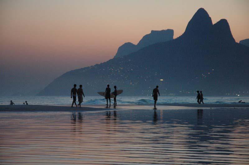 Copacabana - Rio de Janeiro - Brésil