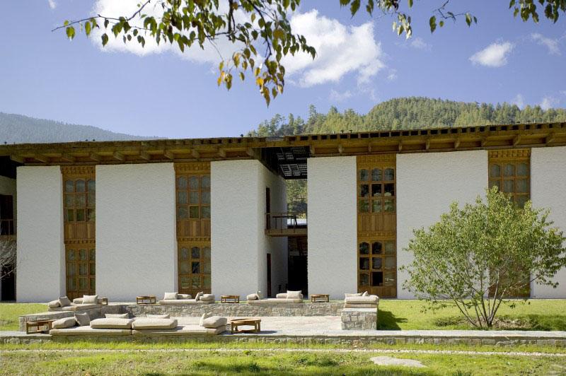 Amankora Bhumthang - Bhumthang - Bhutan