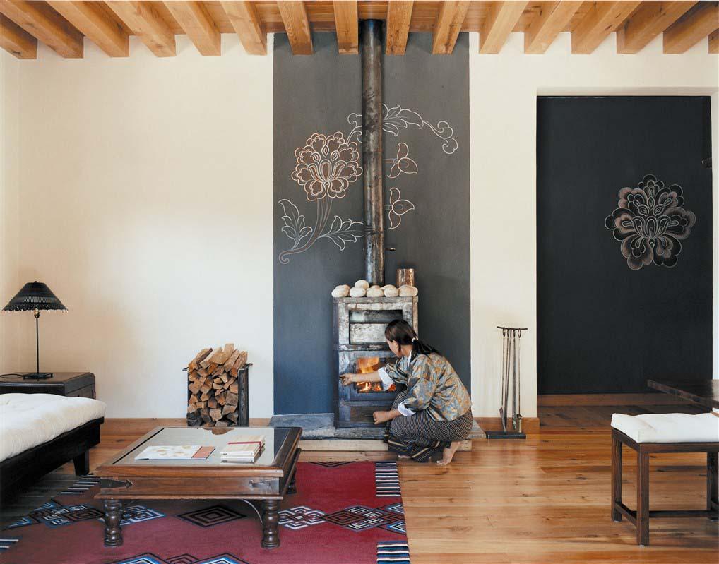 Uma Paro (Villa) - Bhutan