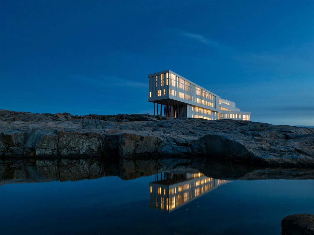 Fogo Island Inn - Canada