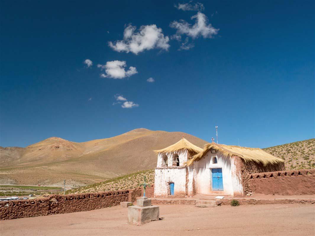 San Pedro de Atacama - Antofagasta -  Chili
