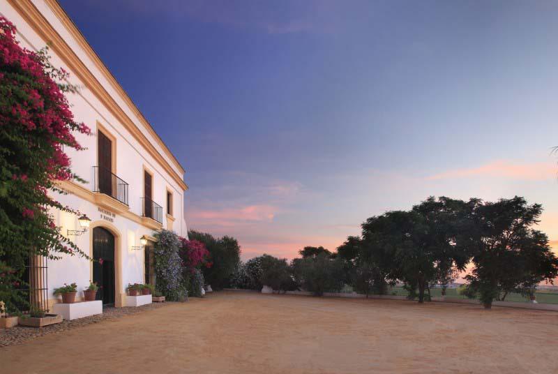Hacienda de San Rafael - Las Cabezas de San Juan - Andalousie