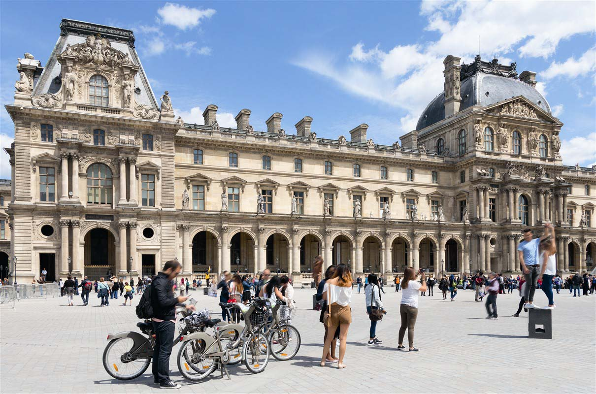 Musée du Louvre - Paris - France