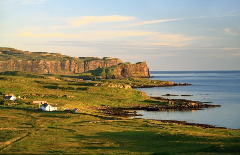 Eabost - Ile de Skye - Ecosse