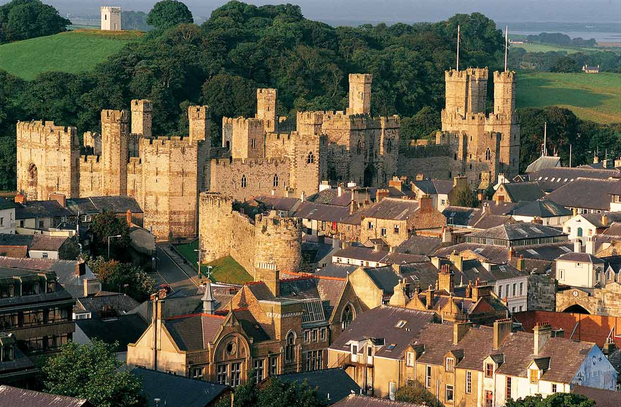 Caernarfon - Snowdonia - Pays de Galles