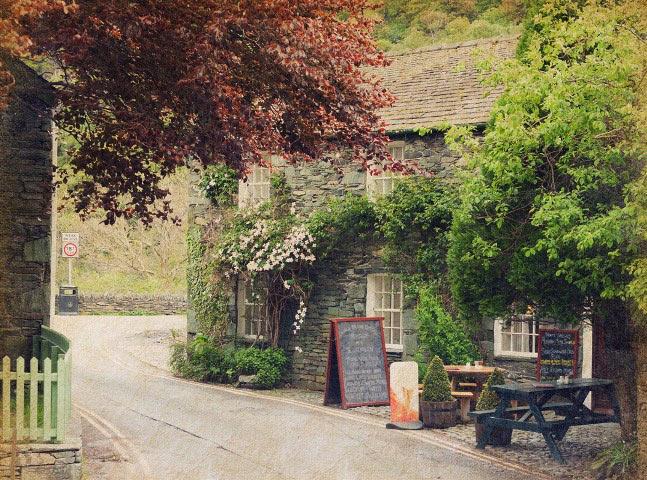 Keswick - Lake District - Cumbria - Angleterre - Royaume-Uni