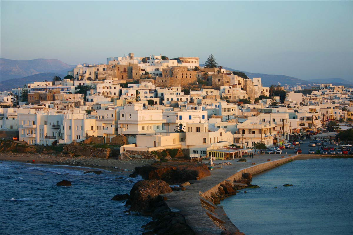 Naxos - Cyclades - Grèce