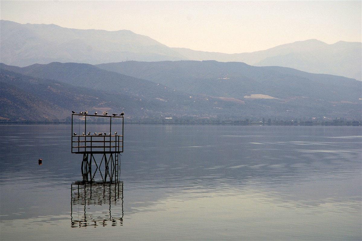 Lac Pamvotida - Ioannina - Épire - Grèce