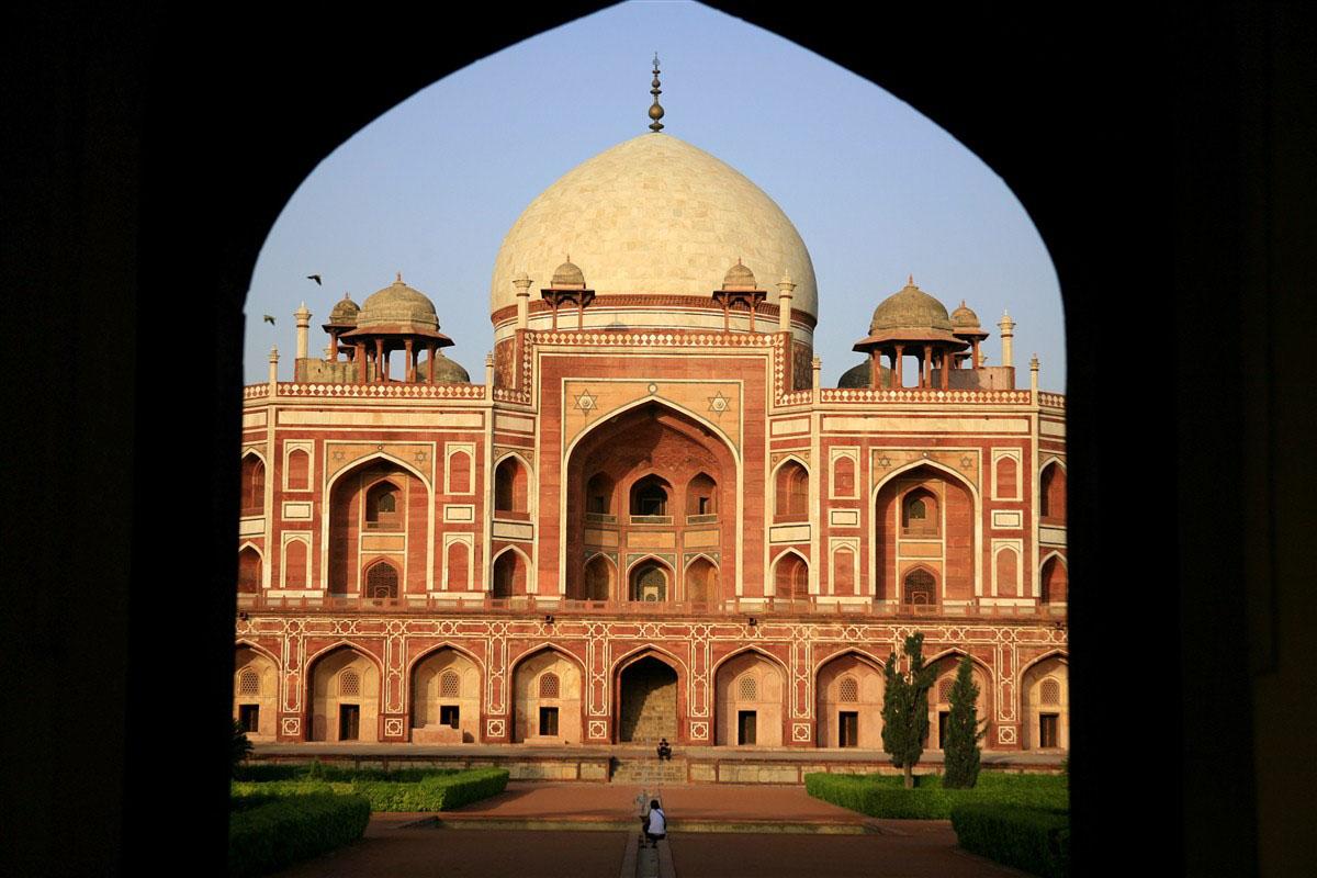 Tombe de Humayun - Delhi - Inde