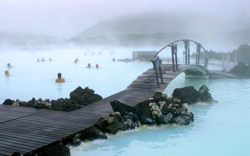 Blue Lagoon - Péninsule de Reykjanes - Islande