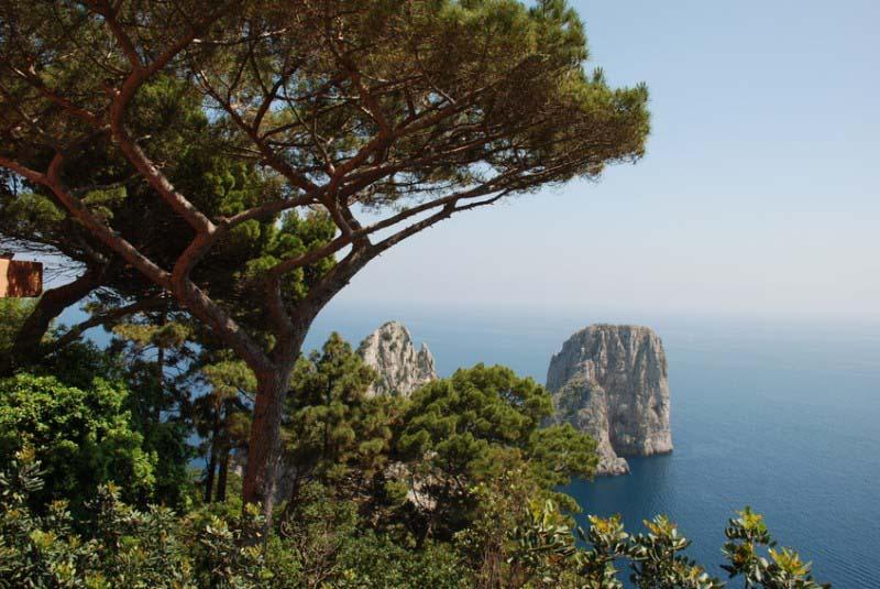 Ile d'ischia et Capri - Italie
