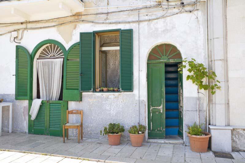 Bari Oldtown - Italie