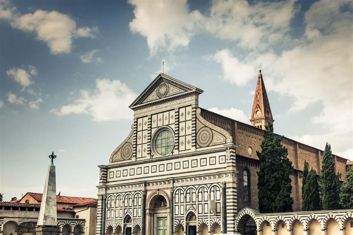 Basilique Santa Maria Novella - Florence - Italie