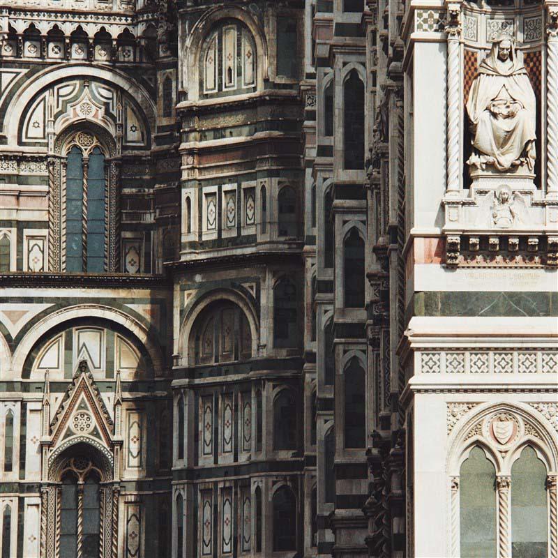 La cathédrale Santa Maria del Fiore - Florence - Italie